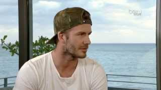 Christian Vieri interviews David Beckham on beIN SPORTS!