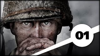 "Call of Duty: WWII (01) ""D-Day"" Normandia"