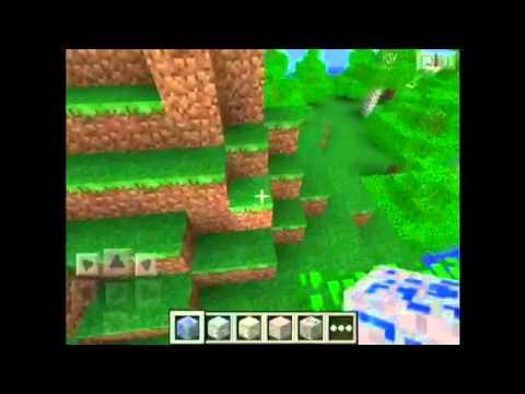 MCPE Mod Review Explosive Arrow Mod