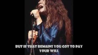 Watch Janis Joplin Its A Deal video