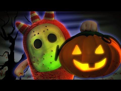 Oddbods | THE PERFECT PUMPKIN | Halloween Episodes | Funny Cartoons For Kids | Oddbods & Friends
