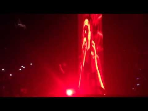 The Weeknd - Drunk In Love + Freestyle (Live) - Brooklyn, NY   - Sept 19, 2014