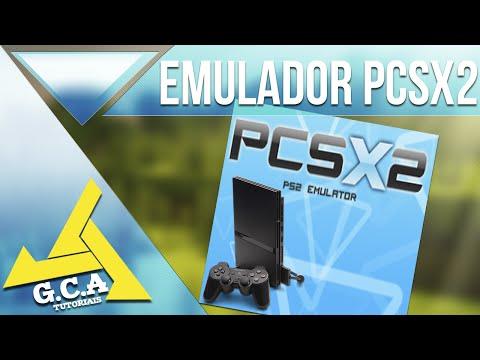 como baixar instalar e configurar o emulador de ps2 no pc (PCSX2 + BIOS) 2015/2016