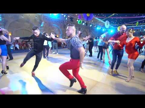 Javier Padilla Multi Partner Salsa #2 (LEBANON LATIN FESTIVAL 2018)