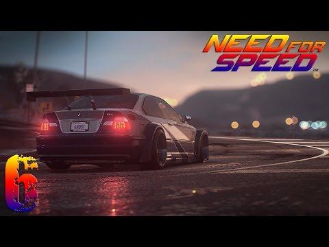 Need for Speed 2015. Прохождение. Часть 6 (BMW M3 E46, бонус предзаказа) 60fps