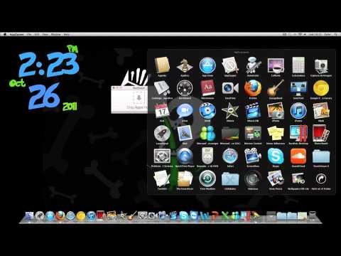 Como eliminar una aplicacion por completo en MAC