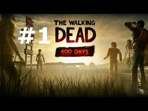 The Walking Dead 400 Days - Gameplay ITA (Parte 1) Vince & Wyatt!