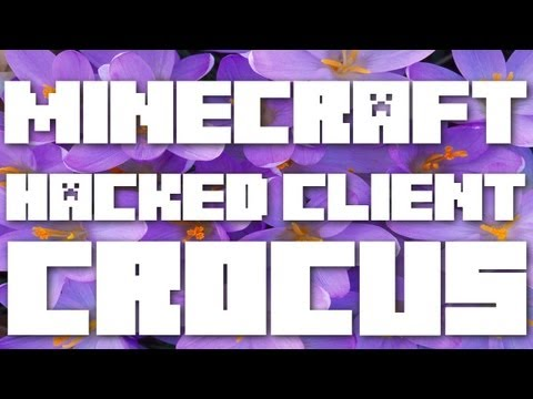 Minecraft - 1.4.5 Hacked Client - Crocus - WiZARD HAX