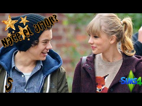 HARRY STYLES Y TAYLOR SWIFT: ¿NACE EL AMOR? | Celebridades #6: Los Sims 4