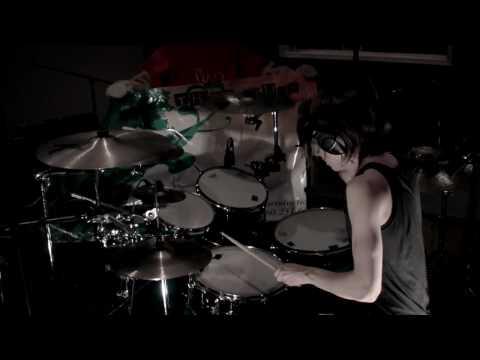 Luke Holland - Oceans Will Part - Luke The Duke of Funky Town (Drums)