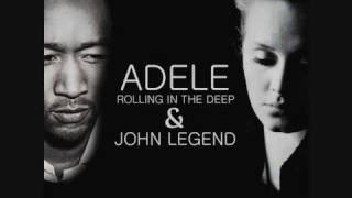 Adele Video - John Legend & Adele - Rolling In The Deep