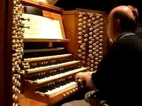 Бах Иоганн Себастьян - BWV 565 - Токката и фуга (ля минор)