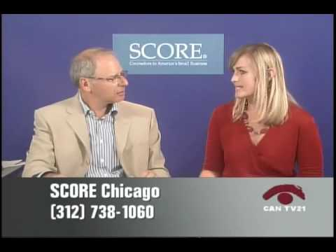 What would an entrepreneur do differently when starting a business? SCORE Chicago CANTV 21