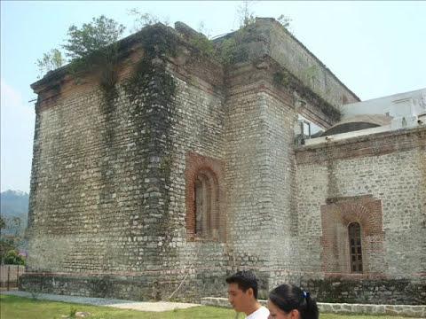 Convento de santo domingo de guzman de tecpatan, chiapas