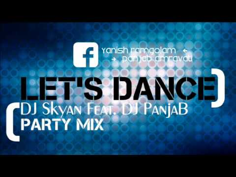 Dj Skyan Feat.dj Panjab - Let's Dance [dj-panjab.blogspot.fr] video