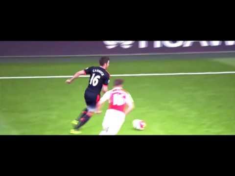 Michael Carrick vs Arsenal - 4 Oct 2015