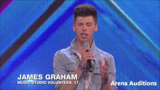 Stereo Kicks Solo Auditions - The X Factor UK 2014
