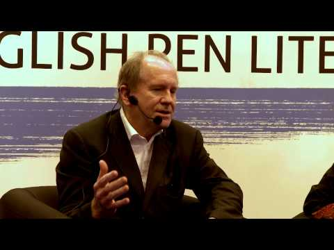 William Boyd in conversation with Erica Wagner