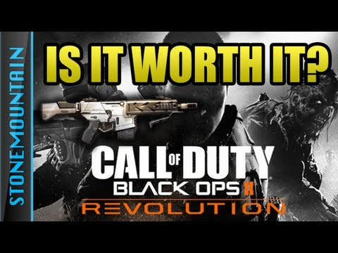 Black Ops 2 Revolution DLC Worth It? Revolution Map Pack vs Season Pass BO2 (Review. Cost. Opinion)