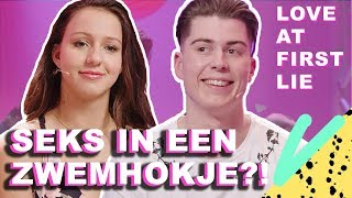 Zou jij RAPPER SJORS DOEN? | Love at First Lie - CONCENTRATE VELVET
