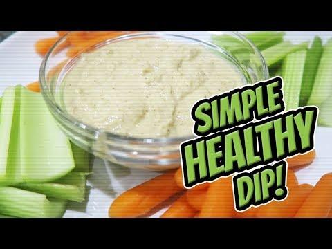 Healthy Hummus Recipe - Live Lean TV