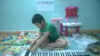[Ikids]- Đàn Piano bàn phím mềm 61 phím - dochoimaugiao.vn
