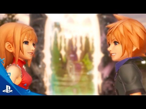 World of Final Fantasy - Welcome to Grymoire! Trailer | PS4