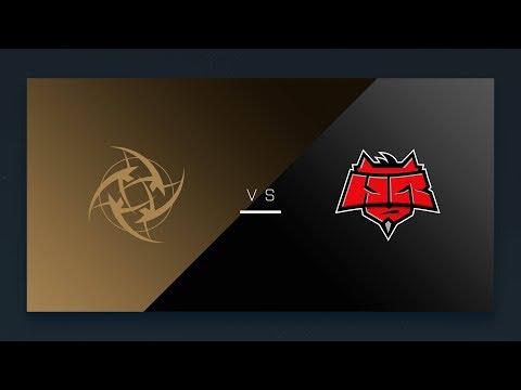 CS:GO - NiP vs. HellRaisers [Train] Map 2 - EU Day 9 - ESL Pro League Season 6