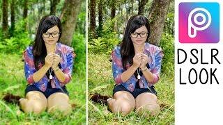 download lagu Cara Edit Foto Seperti Kamera Dslr Di Picsart  gratis