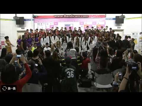 141025 #인피니트 - 2014 Korean Music Wave In Beijing Press Conference video