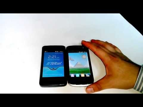 Review Alcatel One Touch 4010A