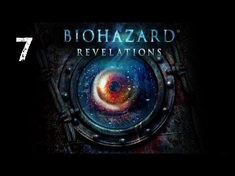 Прохождение Resident Evil: Revelations (XBOX360) — Кошмар продолжается, Рейчел мутант (БОСС) #7