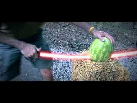 Hickok45 - Real Lightsaber