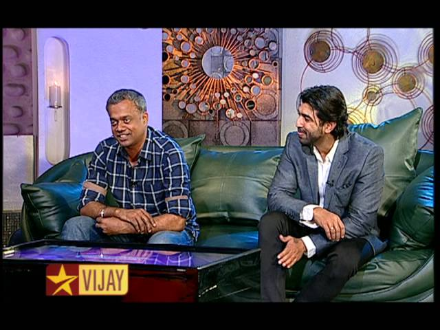Koffee with DD - Gautham Menon and Arun Vijay   15th February 2015   Promo 4