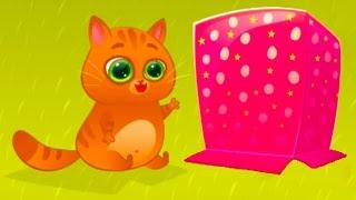 КОТЕНОК БУББУ  #3 - Мой Виртуальный Котик Bubbu My Virtual Pet игровой мультик для детей #ПУРУМЧАТА