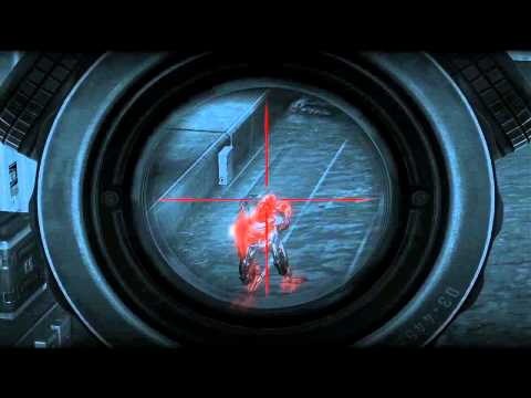 Crysis 2 Nanosuit Trailer