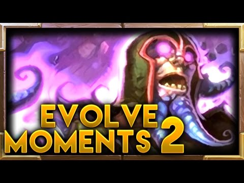 Best Of Evolve 2 Moments   Hearthstone