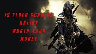 Is Elder Scrolls Online Worth Your Money - ESO Game Review - Elder Scrolls Online Gameplay