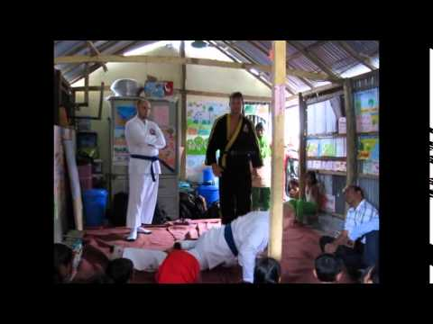 Catawba Valley Martial Arts Demo (Dhaka, Bangladesh)