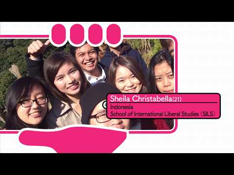 Waseda University|#13 Catch Your Dream! -Study in JAPAN-