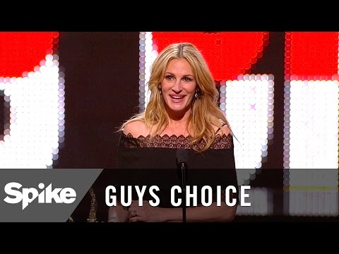Woman Of The Decade: Julia Roberts - Guys Choice 2016