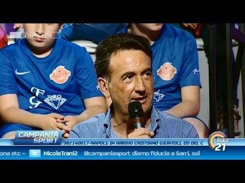 Tifoso da Record: sempre presente per il Napoli! - CS 07/06/15
