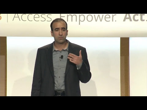 Google Analytics Summit 2013 - Keynote Presentation