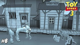 Toy Story 3: The Video Game - PSP Playthrough Gameplay 1080p (PPSSPP) PART 6