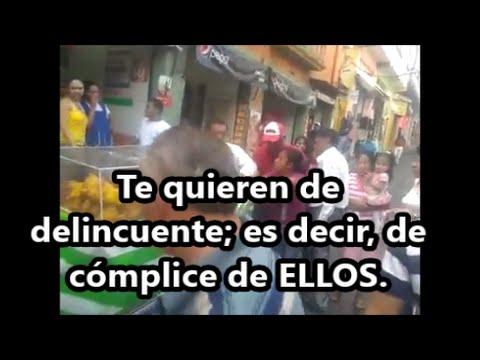 En Cuernavaca es más delito ser ambulante que gobernador delincuente, como Graco Ramírez.