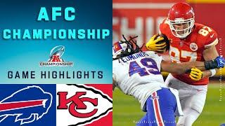 Bills vs. Chiefs AFC Championship Game Highlights  NFL 2020 Playoffs