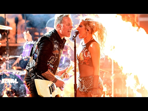 All The Worst FAILS And Cringe-Worthy Moments Of The 2017 Grammys - Lady Gaga & Metallica And More