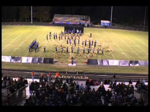 Marshall County High School Band - Starfest 2011 - Oct 15, 2011