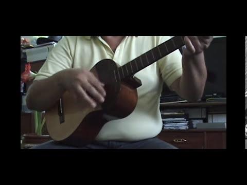 Ritmo de Merengue y algunas variaciones en el Cuatro Venezolano