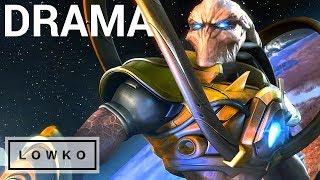 StarCraft 2: PRO GAMER DRAMA?